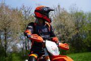 MX Motocross Enduro KTM Motorradhelm
