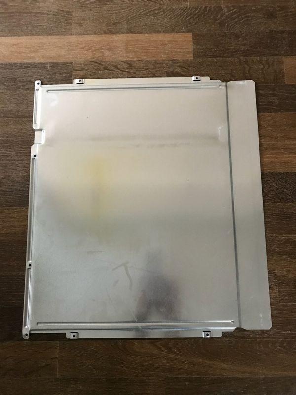 Unterbausatz Unterbauplatten für Miele-Waschmaschine und