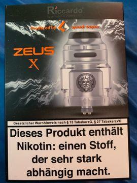 Geekvape Zeus x gunmetal
