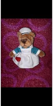 krankenschwester Bär Bärchen Teddy Plüschtier