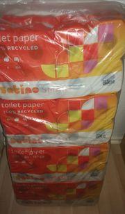 Toilettennpapier 64 Rollen 25EUR