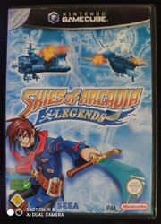 Skies of Arcadia Legends für