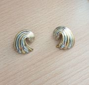 Pierre Lang Ohrclips Gold und