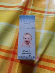 NEU Zahnungsöl Zahnen Zahnöl Massage