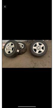4 Touareg Reifen mit Felgen