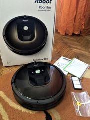 Staubsauger Irobot Roomba 980 IAdapt