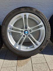 BMW Winterkompletträder Top Zustand