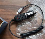 Micro USB Autoladegerät 12 Volt