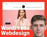 WordPress Website zum Festpreis - 1