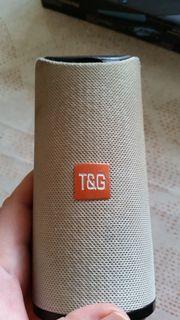 T G tragbarer drahtloser Bluetooth-Lautsprecher