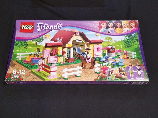 Lego Friends 3189 Pferdestall