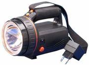 LED Akku-Handscheinwerfer PL-838LB - NEU