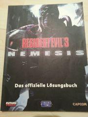 Lösungsbuch Resident Evil Nemesis
