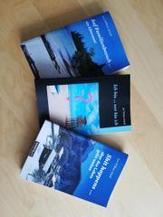 3 Bücher - Angebot - vom Schriftsteller