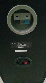 2 Kenwood- Lautsprecher LS-B7 L