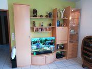 Wohnzimmer - Schrankwand - Anbauwand - TV-Möbel