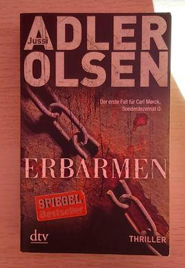 Adler Olsen - Erbarmen