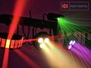 Disco und Party Sound und