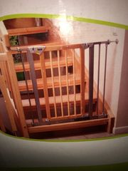 Tür- und Treppenschutzgitter von Hauck