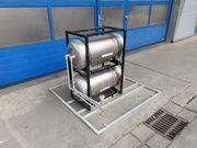 Luftdruckspeicher Luftdruckbank 200 Liter für
