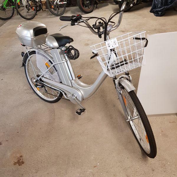 E-Bike E Bike 26 fast