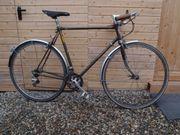 Stadtrad oder Tourenrad - Rahmen ist