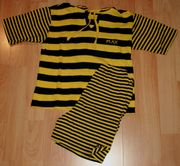Kapuzen-Shirt Shorts - Größe 92 - Max -
