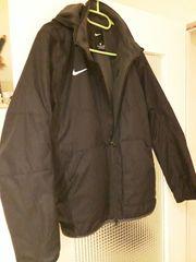 Nike Übergangsjacke 146 170 schwarz