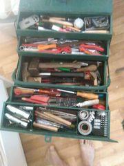 Werkzeugksten ca 300 Teile