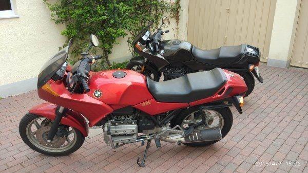 BMW K 75 S nur