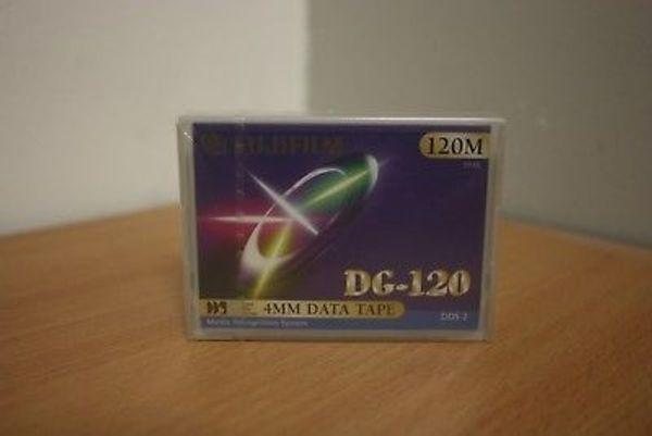 Diverse gebrauchte Datenträger DAT DDS