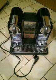 Krups Nespresso Doppelmaschine Top Zustand