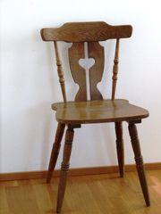 Alter Holzstuhl Stuhl