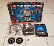 LEGO Mindstorms EV3 31313 - top