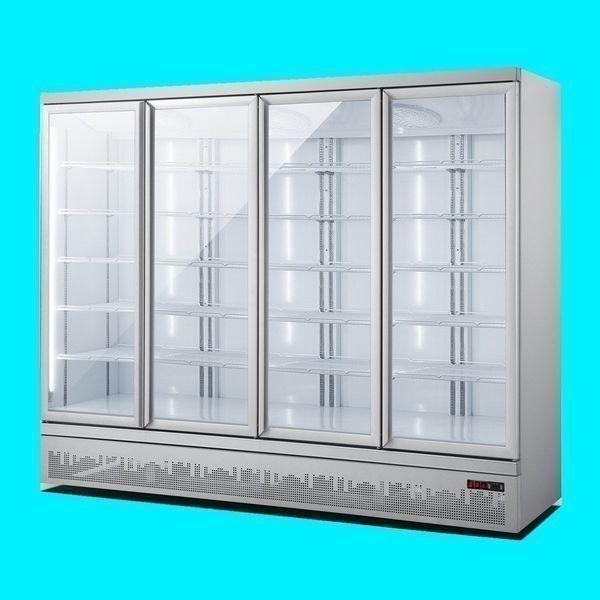 Kühlschrank Wandkühlregal Kühlregal für Supermarkt