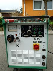 L-Tec WIG 200 DC Schweißmaschine