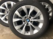 BMW X1 Winterräder Alu 17