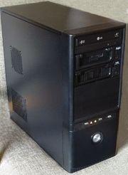 Desktop TOWER-PC mit WINDOWS 10