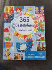 Bastelbuch 365 Bastelideen rund uns