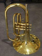 KING F - Horn Mellophon Made