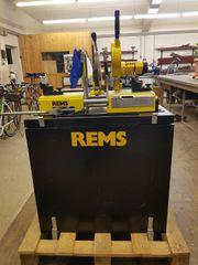 Rems SSM 160KS Heizelement-Stumpfschweißmaschine