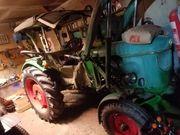 Deutz D40 Frontlader Traktor