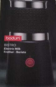 Bodum BistroElektrischer Milchaufschäumer für Kaffee