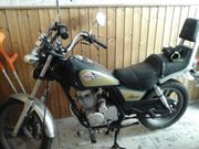 Daelim Advance 125 Chopper