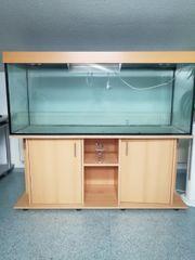 Aquarium mit unterschrank 150x50x60