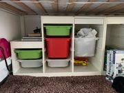 2x IKEA Aufbewahrungsschränkchen 90x70