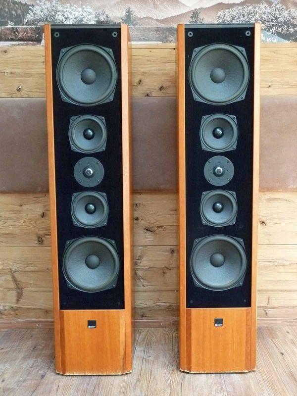 High-End Lautsprecherboxen MB Quart 2000