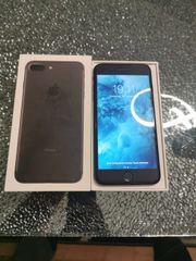 iPhone 7 Plus schwarz