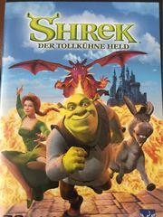 DVD Shreck