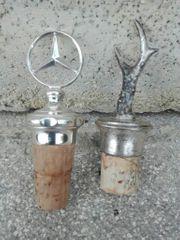 Weinflaschenverschluss Flaschenverschluss 2 St